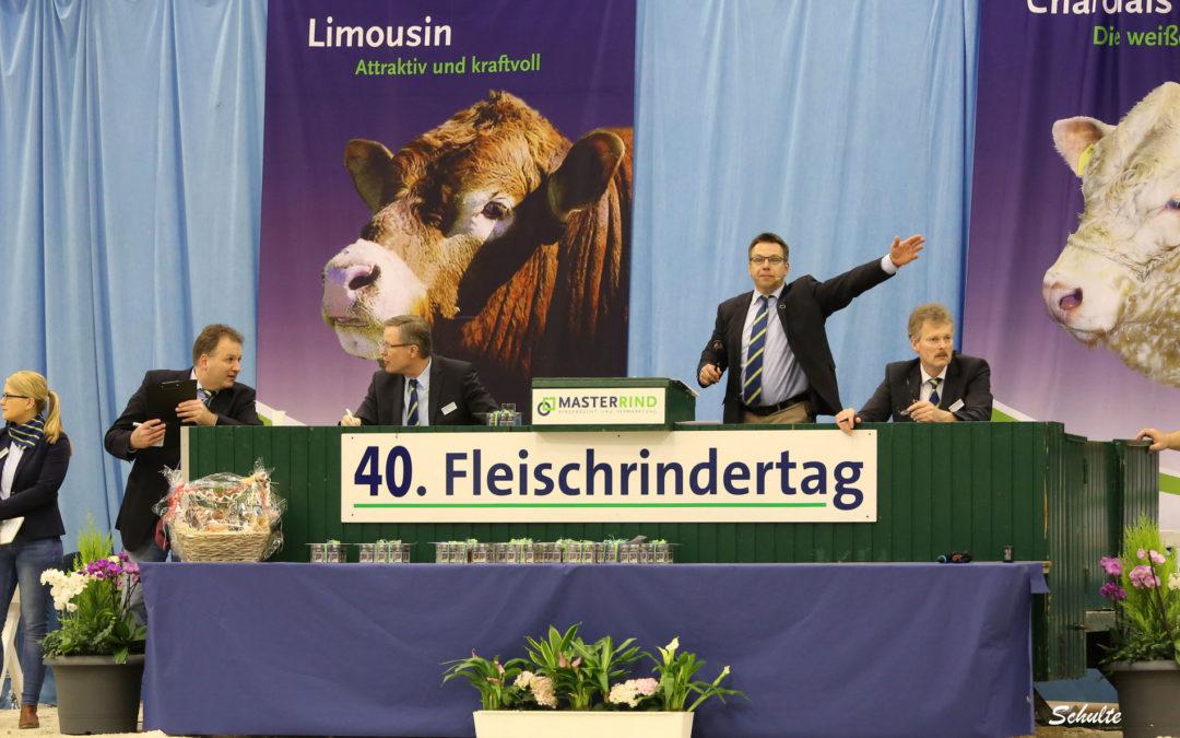 Fleischrindertage Verden 2019