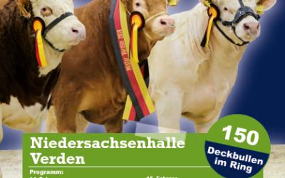 Niedersächsische Fleischrindertage 2020